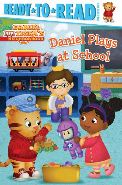 Daniel Plays at School (Daniel Tiger's Neighborhood)