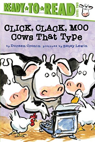 Click, Clack, Moo Cows That Type (Ready-to-Read, Level 2)