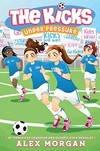 Under Pressure (The Kicks, Bk. 7)