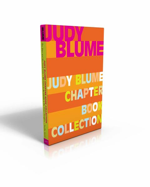 Judy Blume Chapter Book Collection (The Pain and the Great One/The One in the Middle is the Green Kangaroo/Freckle Juice)
