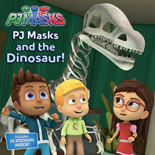 PJ Masks and the Dinosaur! (PJ Masks)