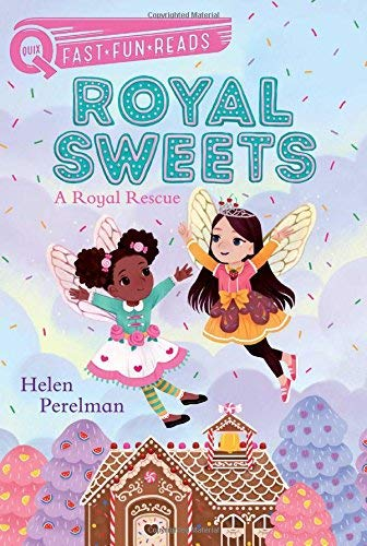 A Royal Rescue (Royal Sweets, Bk. 1)