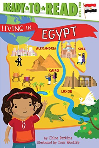 Living in . . . Egypt (Ready-to-Read, Level 2)