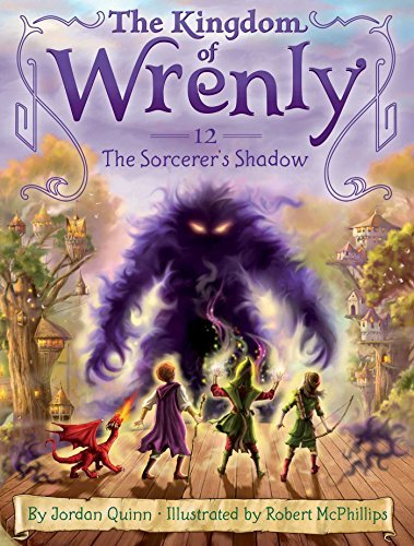 The Sorcerer's Shadow (The Kingdom of Wrenly, Bk. 12)