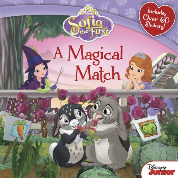 A Magical Match (Sofia the First)