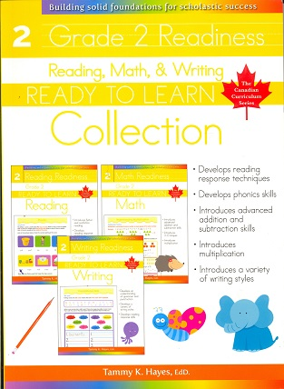 Grade 2 Collection (Ready to Learn, Canadian Curriculum Series)