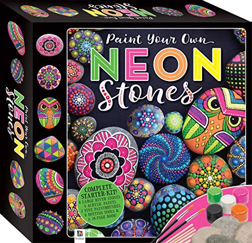 Paint Your Own Neon Stones