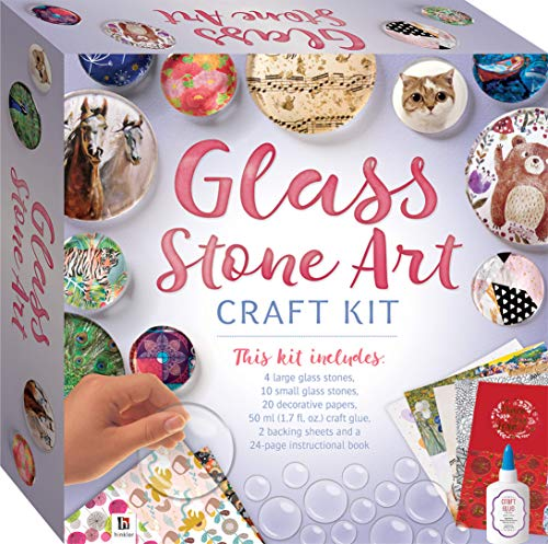 Glass Stone Art Craft Kit