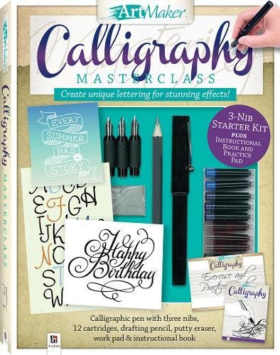 Calligraphy Masterclass Kit (Art Maker)