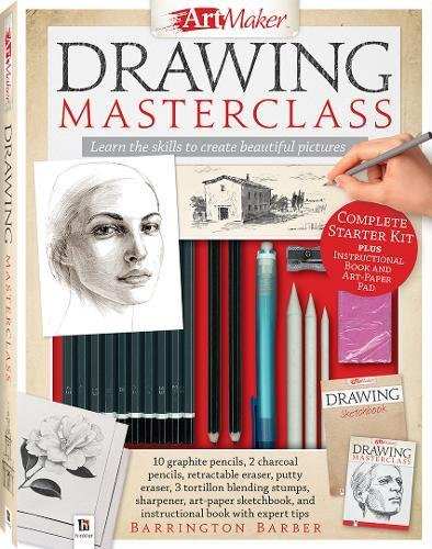 Drawing Masterclass Kit (Art Maker)