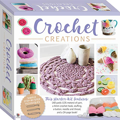 Crochet Creations (Craftmaker)