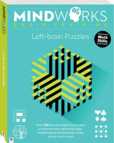 Left-Brain Puzzles (Mindworks Brain Training)