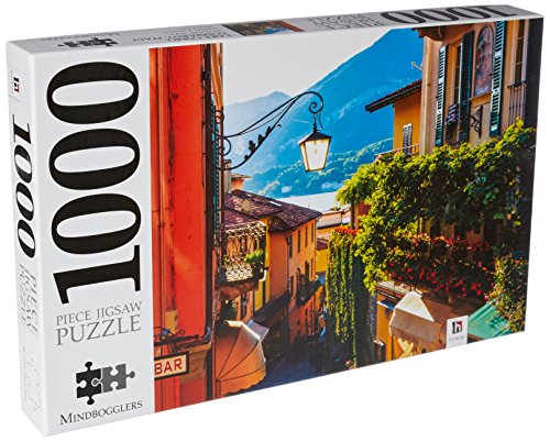 Lake Como, Lombardy, Italy 1000 Piece Jigsaw Puzzle (Mindbogglers)