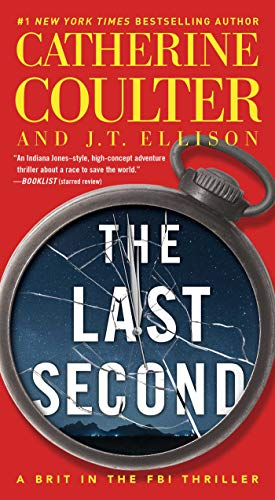 The Last Second (A Brit in the FBI, Bk. 6)