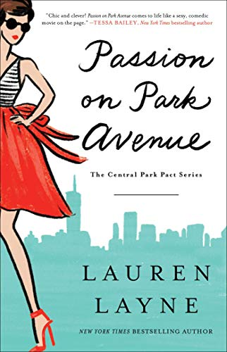 Passion on Park Avenue (The Central Park Pact, Bk. 1)