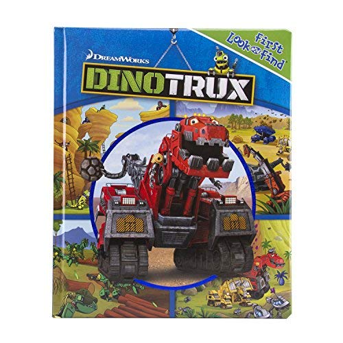 DinoTrux First Look & Find