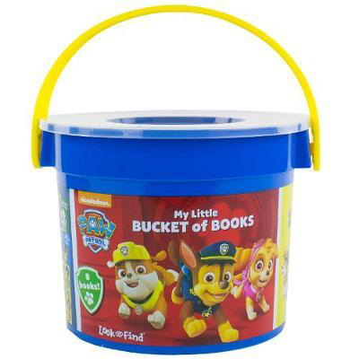 My Little Bucket of Books (Paw Patrol)