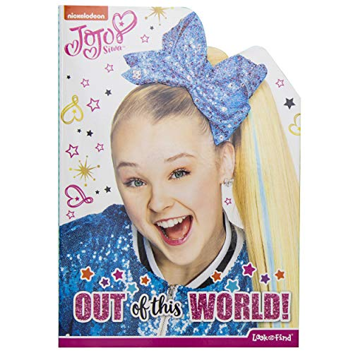 JoJo Siwa: Out of This World (Look and Find)