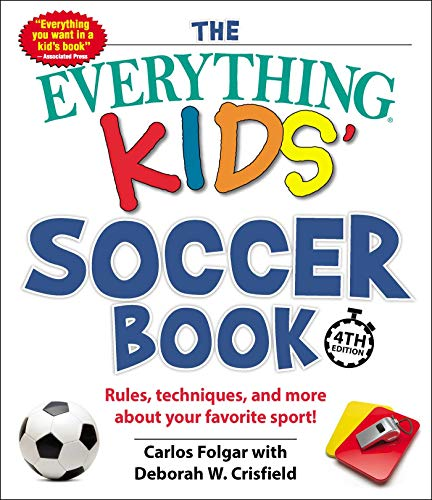 Soccer Book (The Everything Kids')