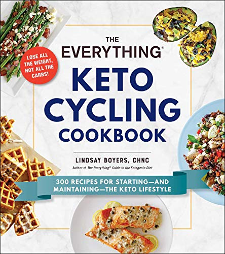 Keto Cycling Cookbook (The Everything)