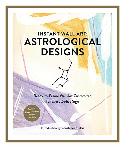 Instant Wall Art: Astrological Designs
