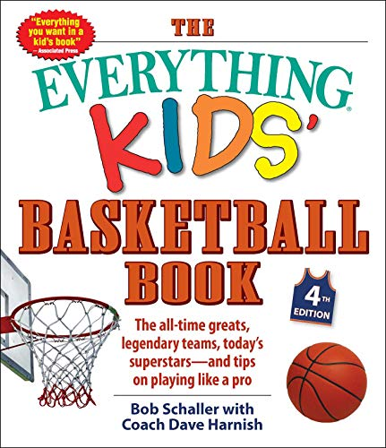 The Everything Kids' Basketball Book (4th Edition)