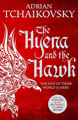 The Hyena and the Hawk (Echoes of the Fall, Bk. 3)