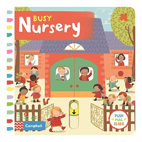 Busy Nursery (Push Pull Slide)