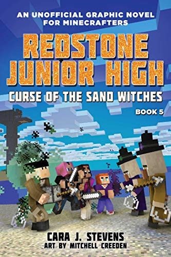 Curse of the Sand Witches (Redstone Junior High, Bk. 5)