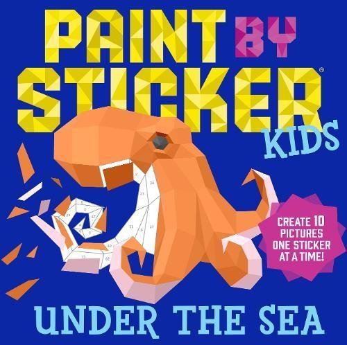 Under the Sea (Paint by Sticker Kids)