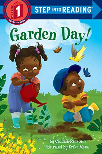 Garden Day! (Step into Reading, Level 1)