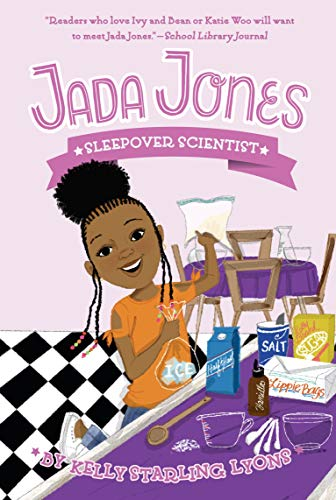 Sleepover Scientist (Jada Jones, Bk. 3)