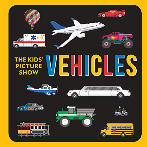 Vehicles (The Kids' Picture Show)
