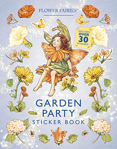Garden Party Sticker Book (Flower Fairies)
