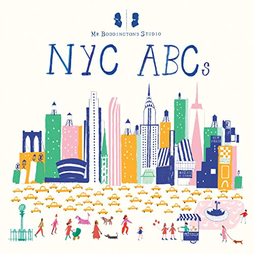 NYC ABCs (Mr. Boddington's Studio)