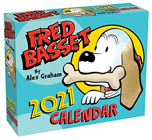 Fred Basset 2021 Day-to-Day Calendar