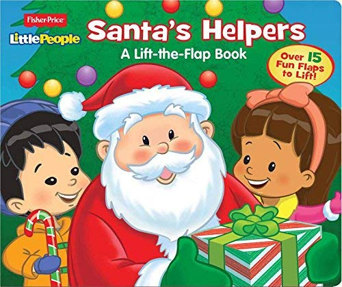Santa's Helpers Lift-the-Flap (LittlePeople)