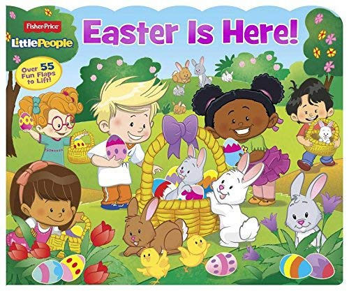 Easter Is Here! Lift-the-Flap (LittlePeople)