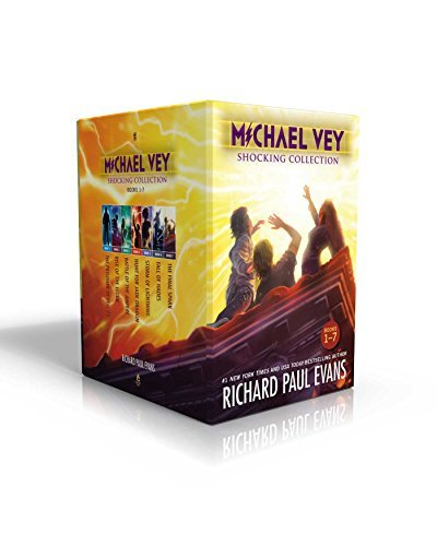 Michael Vey Shocking Collection (Bk.'s 1-7)