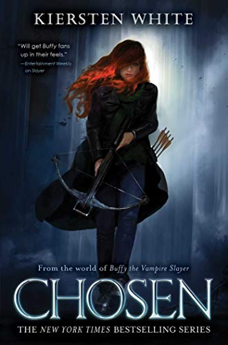 Chosen (Slayer, Bk. 2)