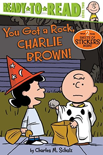 You Got a Rock, Charlie Brown! (Peanuts, Ready-to-Read, Level 2)