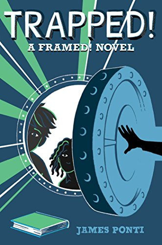 Trapped!  (Framed! Bk. 3)