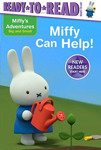 Miffy Can Help! (Miffy's Adventures Big and Small, Ready-to-Read - Ready-to-Go)