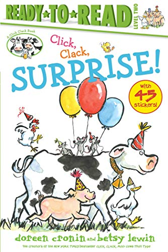 Click, Clack Surprise! (Ready-to-Read! Level 2)
