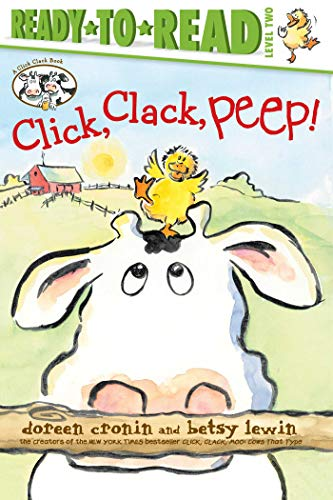 Click, Clack, Peep! (A Click Clack Book, Ready-to-Read/Level 2)