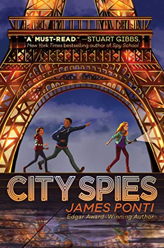 City Spies (Bk. 1)