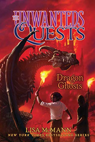 Dragon Ghosts (The Unwanteds Quests, Bk. 3)