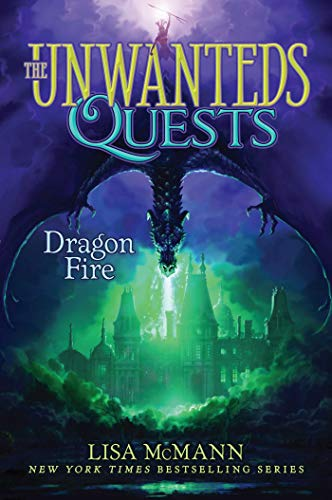 Dragon Fire (The Unwanteds Quests Bk. 5)