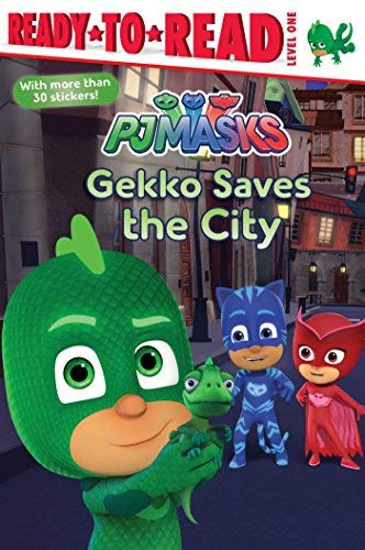 Gekko Saves the City (PJ Masks)