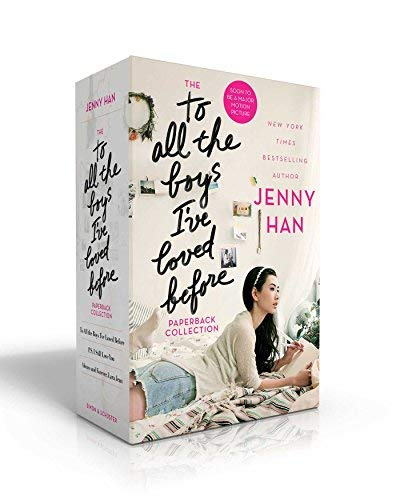 To All the Boys I've Loved Before Paperback Collection (To All the Boys I've Loved Before/P.S. I Still Love You/Always and Forever, Lara Jean)